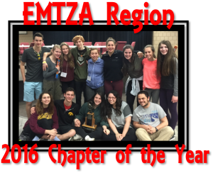chapter of the year 2016